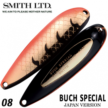 SMITH BUCH SPECIAL JAPAN VERSION 18 G 08