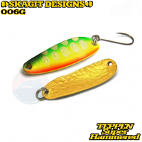 SKAGIT DESIGNS TEPPEN SUPER HAMMERED 4.3 G 006