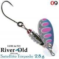 SATELLITE TORPEDO 2.8G 09