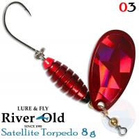 SATELLITE TORPEDO 8 G 03