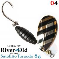 SATELLITE TORPEDO 8 G 04