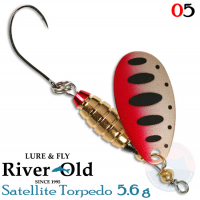 SATELLITE TORPEDO 5.6 G 05