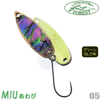 FOREST MIU NATIVE ABALONE 7 G 05