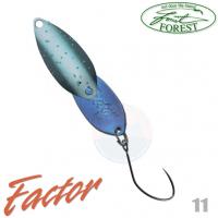 FOREST FACTOR 1.8 G 11