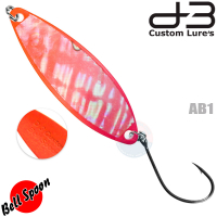 D-3 CUSTOM BELL SPOON 5 G AB1