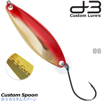 D-3 CUSTOM CUSTOM SPOON 4 G 06
