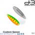 D-3 CUSTOM CUSTOM SPOON 12.5 G 04