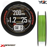 YGK X-BRAID UPGRADE X8 200 M PE LINE 1.2
