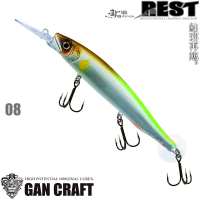 GAN CRAFT REST AYUJA 108 14 G 08