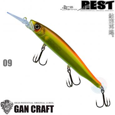 GAN CRAFT REST AYUJA 108 14 G 09