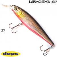 DEPS BALISONG MINNOW 100SP 37