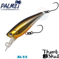 Palms Thumb Shad TS-45SP 03 AL-52