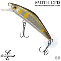 Smith D-Compact 38 08 AYU FOIL