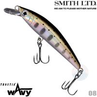 Smith Troutin Wavy 50S  08 LYM