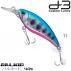 D-3 Custom Balkid 40S 11 BLUE PINK