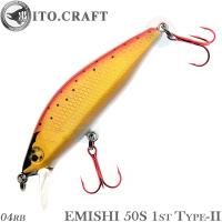 ITO.CRAFT Emishi 50S 1st Type-II 04 RB