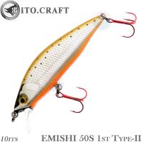 ITO.CRAFT Emishi 50S 1st Type-II 10 ITS