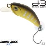 D-3 CUSTOM DAHLIA 30SS 3.2 G 19