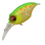 MEGABASS MR-X GRIFFON CRACK LIME CHART