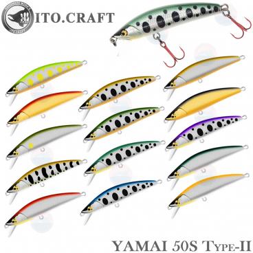 ITO.CRAFT YAMAI 50S TYPE-II