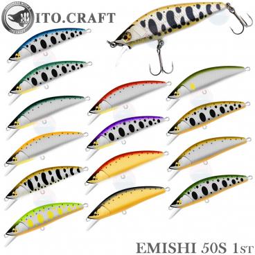 ITO.CRAFT EMISHI 50S 1st