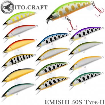 ITO.CRAFT EMISHI 50S TYPE -II