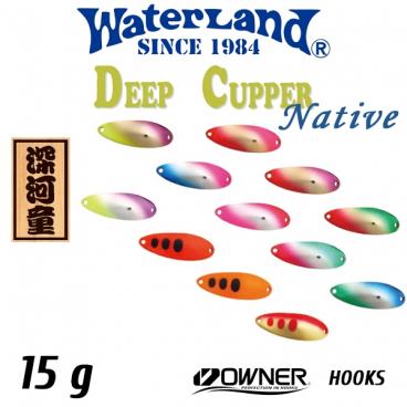 DEEP CUPPER NATIVE 15 G