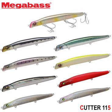 MEGABAS CUTTER 115