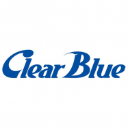 CLEAR BLUE