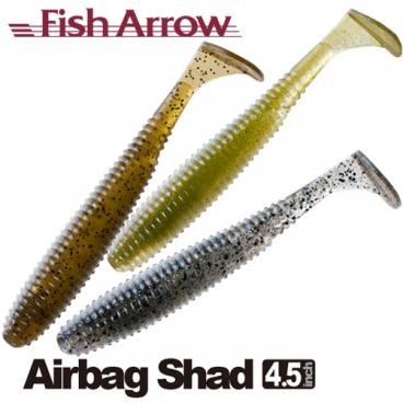 AIRBAG SHAD 4.5 INCH