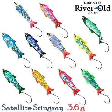 SATELLITE STINGRAY 3.6 G