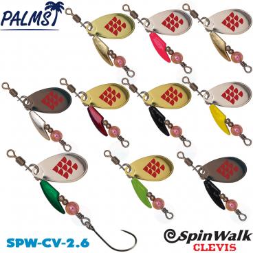 ANRE'S SPIN WALK CLEVIS 2.6 G