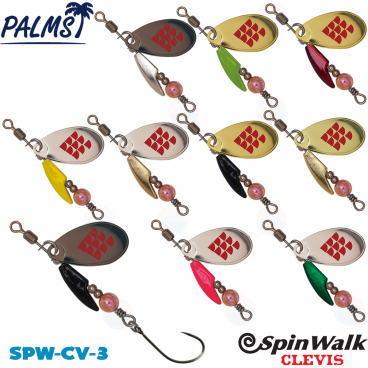 ANRE'S SPIN WALK CLEVIS 3.0 G