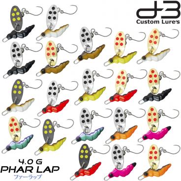 D-3 CUSTOM PHAR LAP 4 G