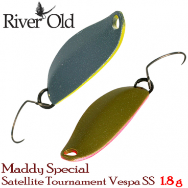 SATELLITE TOURNAMENT VESPA SS Maddy Special 1.8 G