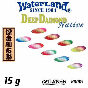 DEEP DIAMOND NATIVE 15 G