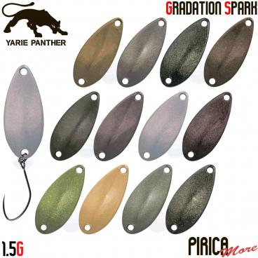YARIE PIRICA MORE GRADATIN SPARK 1.5 G