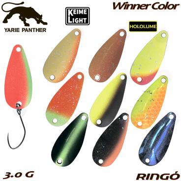 YARIE RINGO WINNER 3.0 G