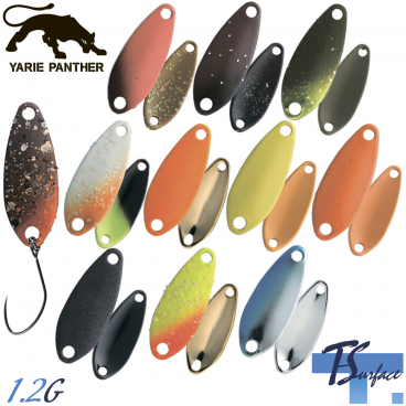YARIE T-SURFACE 1.2 G