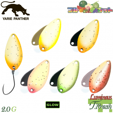 YARIE T-FRESH FRUIT LUMINOUS 2.0 G