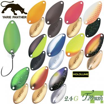 YARIE T-FRESH 2.4 G