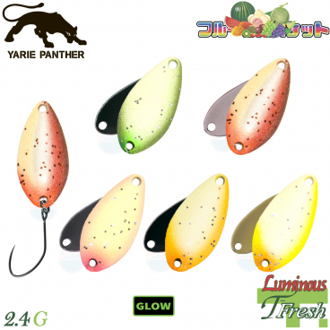 YARIE T-FRESH FRUIT LUMINOUS 2.4 G