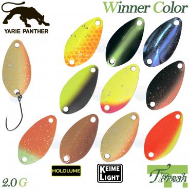 YARIE T-FRESH WINNER 2.0 G