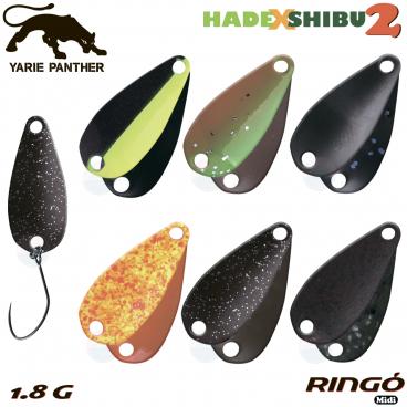 YARIE RINGO MIDI HADExSHIBU2 1.8 G