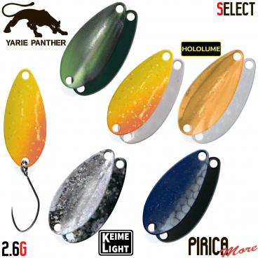 YARIE PIRICA MORE SELECT 2.6 G