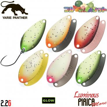 YARIE PIRICA MORE FRUIT LUMINOUS 2.2 G