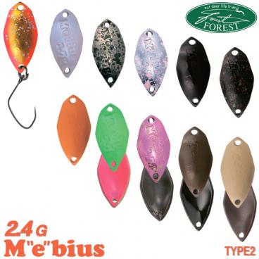 FOREST MEBIUS TYPE-II 2.4 G