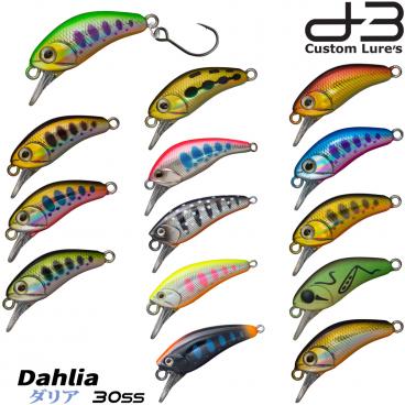 D-3 CUSTOM DAHLIA 30SS 3.2 G