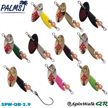 Palms SPINWALK QR SPW-QR-2.9 2.9 g