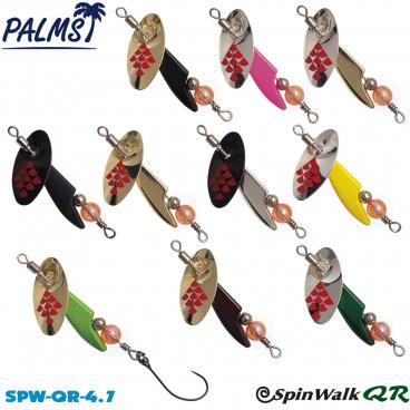 Palms SPINWALK QR SPW-QR-4.7 4.7 g